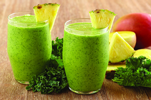 0005_Tropical Green Smoothie